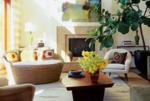I Could Live Here / Homes and interiors I love. Peaceful and clean. / by Bella Puzzles
