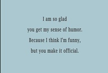 Funniness  / all the things I find funny / by Lauren Newman