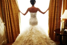 Going to the Chapel and We're... / Possible wedding ideas... / by Sang Kromah,