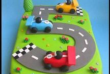 Cake Ideas - Kids / by Frode Breimo