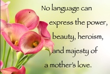 Mother's Day / by Maryann Walden