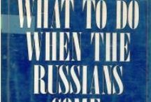 Red Scare Books / by Awful Library Books
