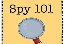 |LIBRARY| Spy School / by Brittany Eastman