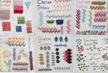 needlework / by Susan
