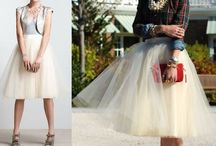 Sew skirts / by Susan