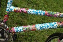 Bike rides / Ogling bikes and accessories / by Soraya Zaumeyer