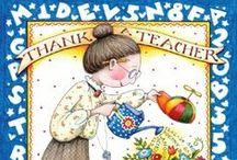 Teacher Stuff / by Susan Hoernschemeyer