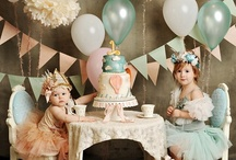 A little girls party... / by Jasmanique Boutique
