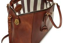 Bags/Backpacks / by Michaela H