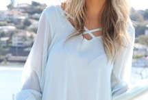 Dress pinspiration / by Marianne Angvik