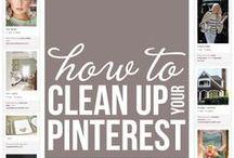 Pinterest info / by Susan Hoernschemeyer