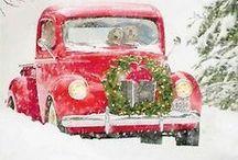 Christmas  / by Stephanie Coker