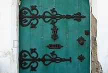 Front Doors / by Stephanie Coker