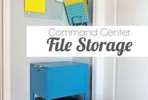 Get Organized / by Paula Porter