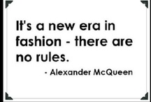 Words to Live by / There's no fashion without passion.  / by Mercedes-Benz of Buffalo Fashion Week