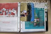 Christmas: Storage and Planner / Storage Ideas and Planner/binder / by Roxanne Stokkers {wiscomom}