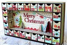 Christmas Crafting / by Lowri McNabb