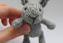 to knit - for fun / by Siri