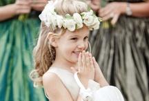 Wedding: Flower Girls / by Dessert & Wedding Darling