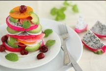 Fruit-elicious Fruit  / by Monika Baechler, Nutrition Specialist & Fasting Coach