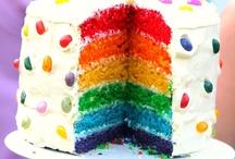 Rainbow / by Dessert & Wedding Darling