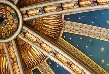Things are looking up... / ceilings / by Marie Siskind