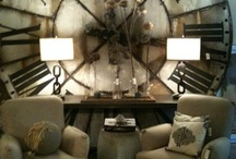 HOMES & HOME DECOR / by Mindy Schulte