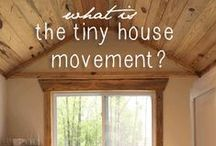 My future Tiny House :) / One Day in the near future I will start the process of building a tiny house on my own land, possibly even a mobile one. Until then, here are the ideas I want to take into consideration. / by Elizabeth Hornsby