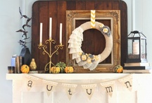 fall and festive. / by Jessica (Reho) Tomes