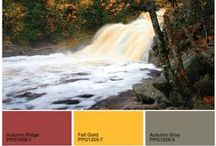Fall Color Inspiration / Warm your home with fall color inspiration, comforting hues and warm tones!  / by PPG Voice of Color