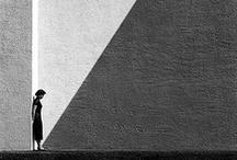 BLACK + WHITE / by Lisa V. Lupo