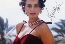 Sophia Loren / by Miriam Perdijk