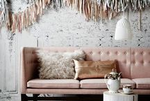 for the home + lovely design / by Angela Creek
