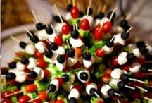 YummySpot Hors D'Oeuvres / Quick appetizers  / by Christopher SpotBoards