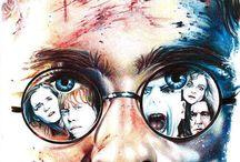 Harry Potter 4ever! / by Ashley Jester