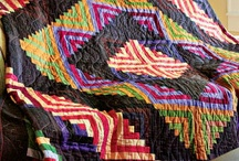 a quilt Log Cabin  / by marla forsythe