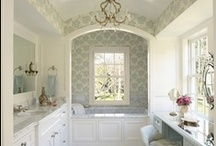 Bathrooms / by Stacey Rindlisbacher
