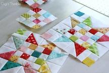 Quilt Blocks / by Julie S