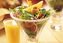 Salads/Slaws/Sweet & Savory/All Seasons plus Salad Dressings / by Dorene Clayton