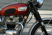 Triumph  / by Jack Barber