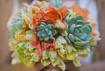 WEDDINGS... Flowers / by SIMPLE WISHES - Cindy Norman
