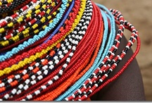 All things beaded / as a south african how can i not love beads! i mean they are totally awesome! / by Esther Bester