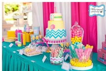 Party Ideas / by Tonette B