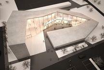 Architectural models / by Hye Jin Kim