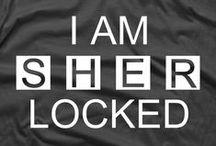 Sherlock / by Amanda Lay