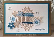 Stampin' Up! Cards / Cards using Stampin' Up ! products.  / by Carol Seitz