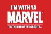 Marvel/Avengers / by Amanda Lay