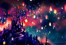 Disney / by Amanda Lay