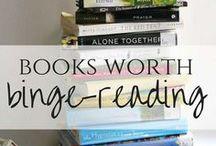 Reading List / by Crystal Cyr