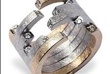 Jewellery: ring, ring, ring A-L / by Małgorzata Tańska